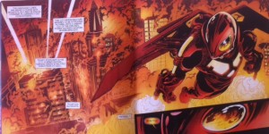Batman Eternal 50 Firefly