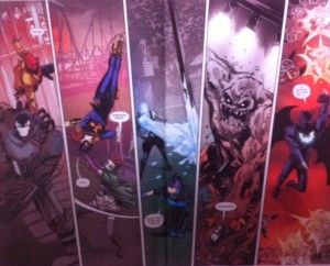 Batman Eternal 49 Batfamily under Attack