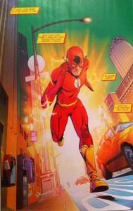 Convergence Flash 1 Fastest Man Alive