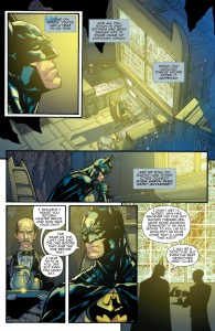 Convergence - Batman and the Outsiders (2015) 001-013