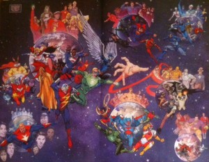 Convergence 8 Multiverse pt 2
