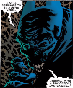 Convergence Swamp Thing 2 001