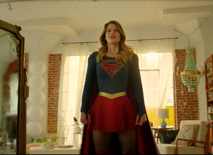 CBS Orders 13 Episodes of Supergirl Series - DC Comics News