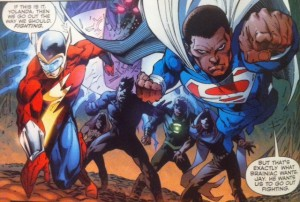 Convergence 5 JSA in action