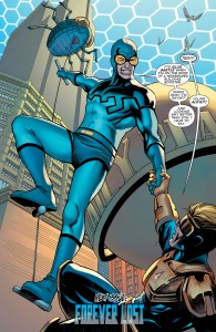 Convergence - Booster Gold (2015) 001-023
