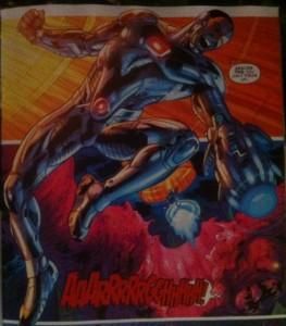 JLA 1 Cyborg ala Kirby