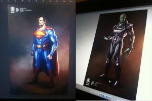 Superman-game-concept-art