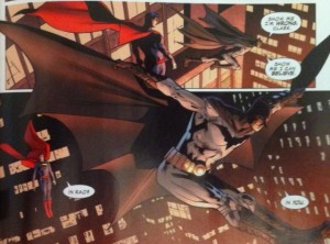 JLA 3 Superman and Batman