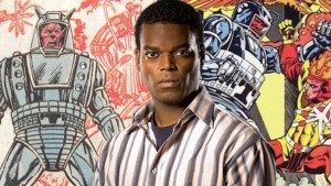 """Actor Demore Barnes will also be wielding the power of Tokamak against our heroes in """"The Flash"""" Season 2."""