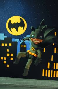 BAT MITE #6 (of 6)