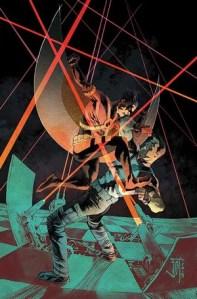 batman and robin eternal #5