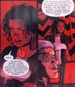 Batman and Robin Eternal 3 Helena Spyral