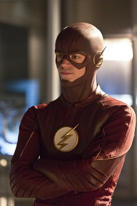 "The Flash -- ""Family of Rogues"" -- Image FLA203a_0268b.jpg -- Pictured: Grant Gustin as The Flash -- Photo: Jeff Weddell/The CW -- © 2015 The CW Network, LLC. All rights reserved."