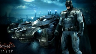 DC Comics News Arkham Knight Batman v Superman skins