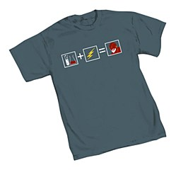 FLASH EQUATION t-shirt