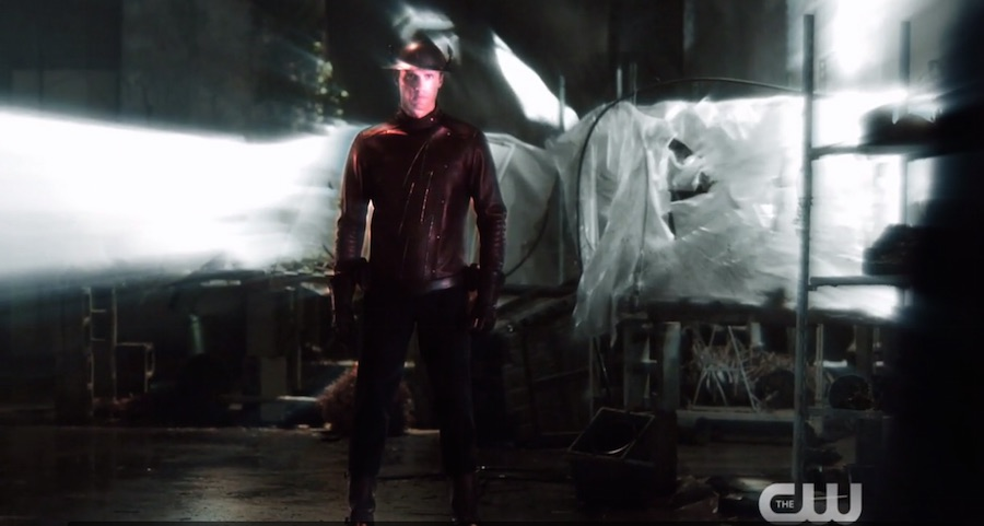 "Earth-2 comes to life on the second season of The CW's ""The Flash"" with Teddy Shears stepping into the boots of the classic, Golden Age hero Jay Garrick."
