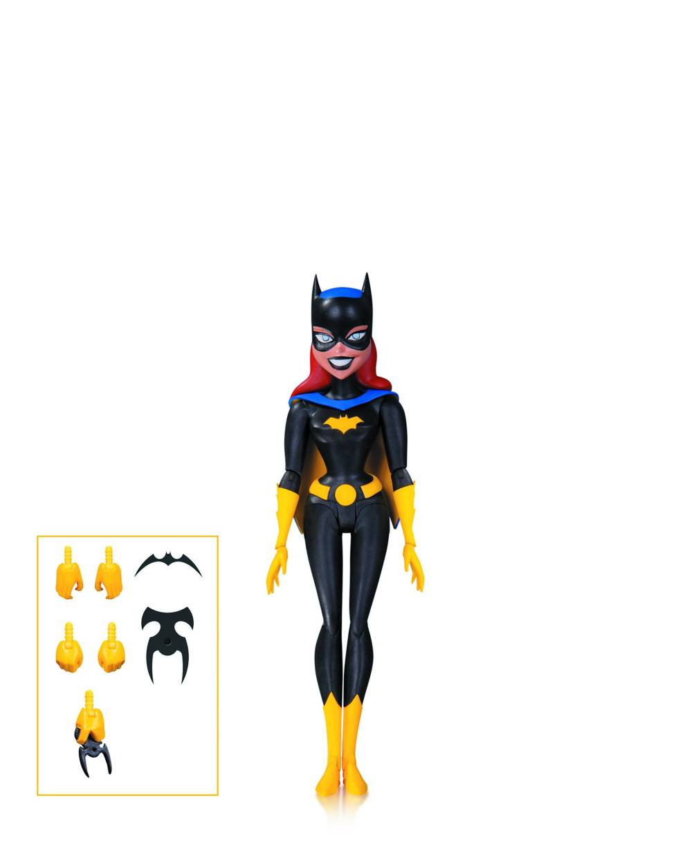 BATMAN ANIMATED NBA BATGIRL