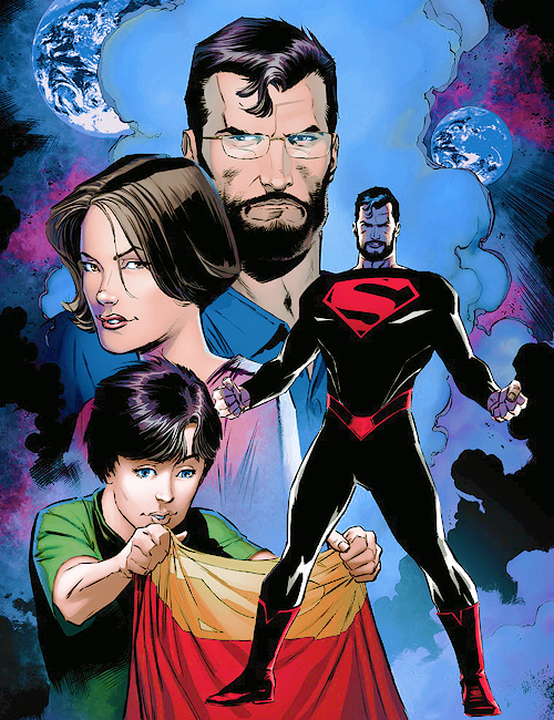 SUPERMAN LOIS AND CLARK #1