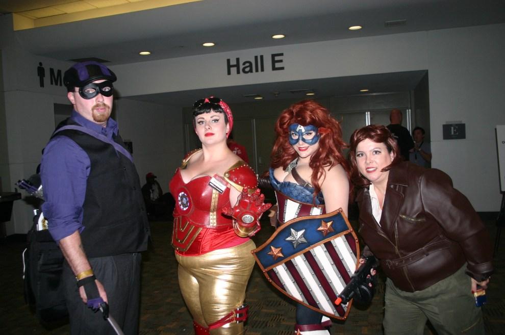 Marvel Bombshells
