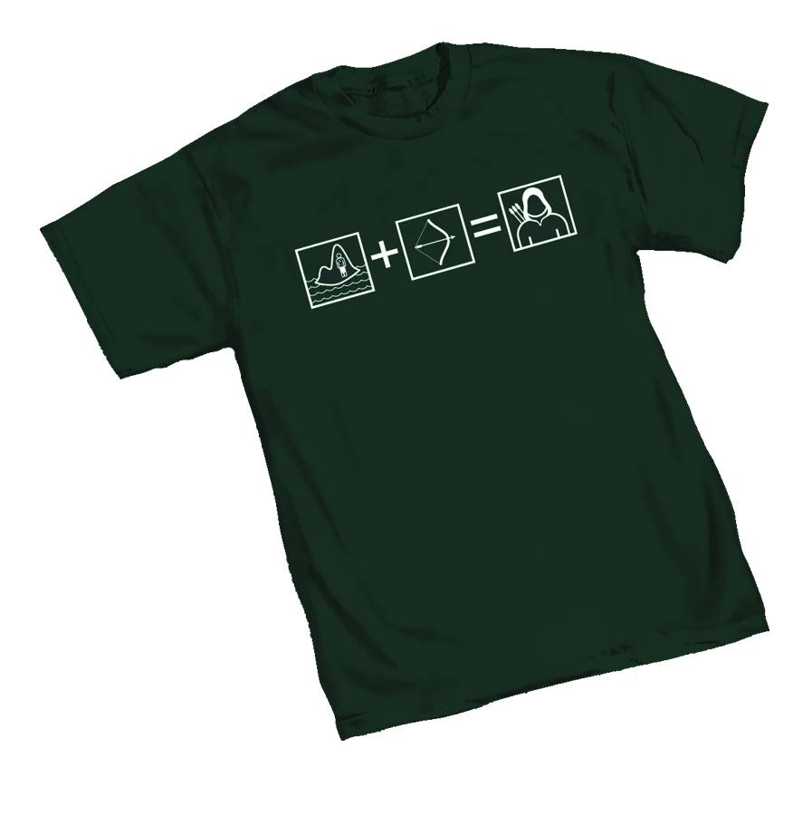 Arrow Equation T-Shirt