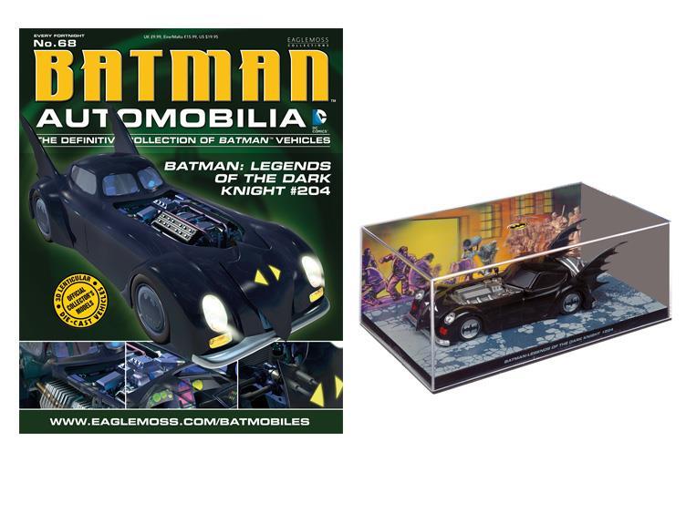 Eaglemoss Batmobile