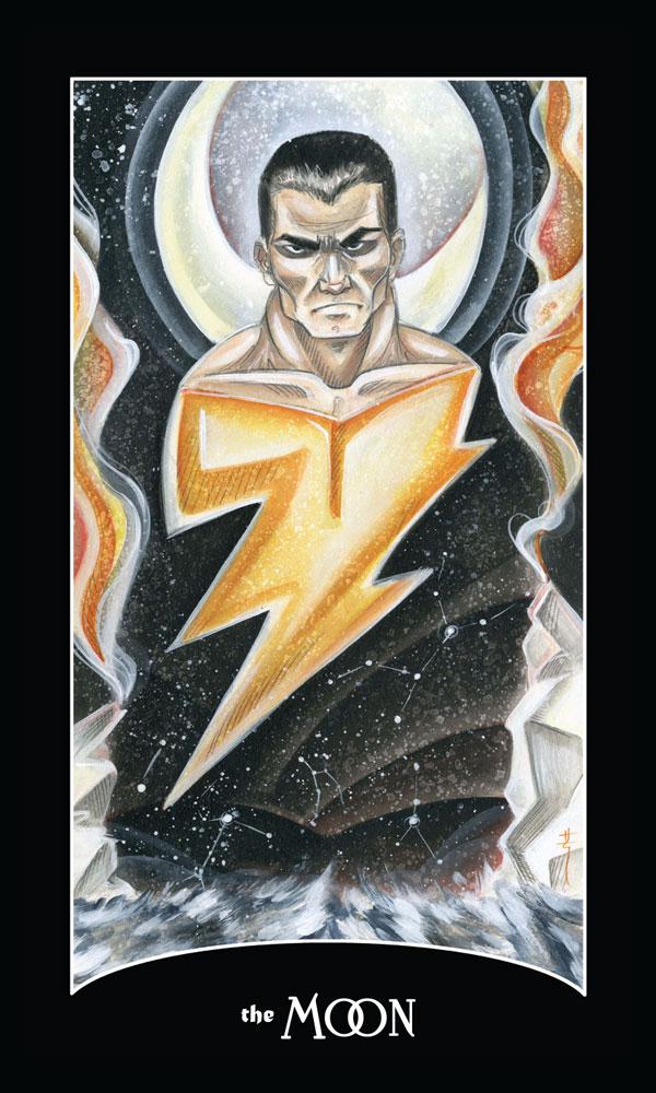 Justice League tarot 3