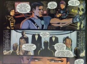 Batman and Robin Eternal 7 Tux