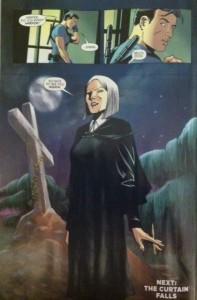 Batman and Robin Eternal 7 Mother