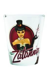 TOON TUMBLERS DC BOMBSHELLS ZATANNA MINI GLASS $5.99