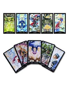 JUSTICE LEAGUE TAROT CARD DECK $24.95
