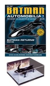 DC BATMAN AUTO FIG MAG #70 BATMAN RETURNS MOVIE SUB $21.00
