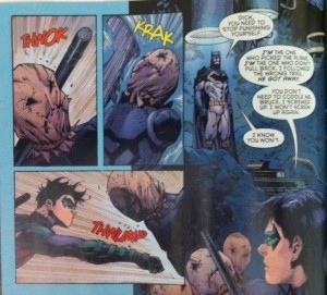 Batman and Robin Eternal 6 Bruce is Human - Copy