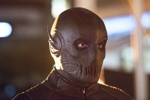 "The Flash -- ""Enter Zoom"" -- Image FLA206A_0346b.jpg -- Pictured: Zoom -- Photo: Dean Buscher/The CW -- © 2015 The CW Network, LLC. All rights reserved."