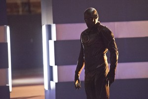 "The Flash -- ""Enter Zoom"" -- Image FLA206A_0322b.jpg -- Pictured: Zoom -- Photo: Dean Buscher/The CW -- © 2015 The CW Network, LLC. All rights reserved."