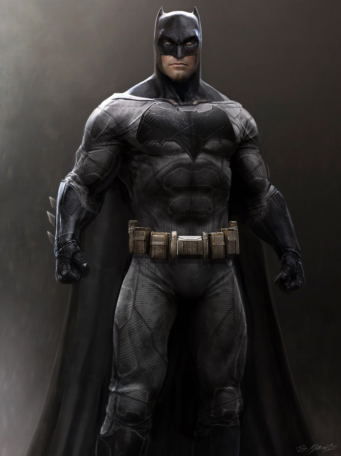 ... but was lucky enough to be able to focus on Illustrating the new Batman costume with the incredible costume designer Michael Wilkinson. & New detailed Batman v Superman images released of Ben Afflecku0027s ...