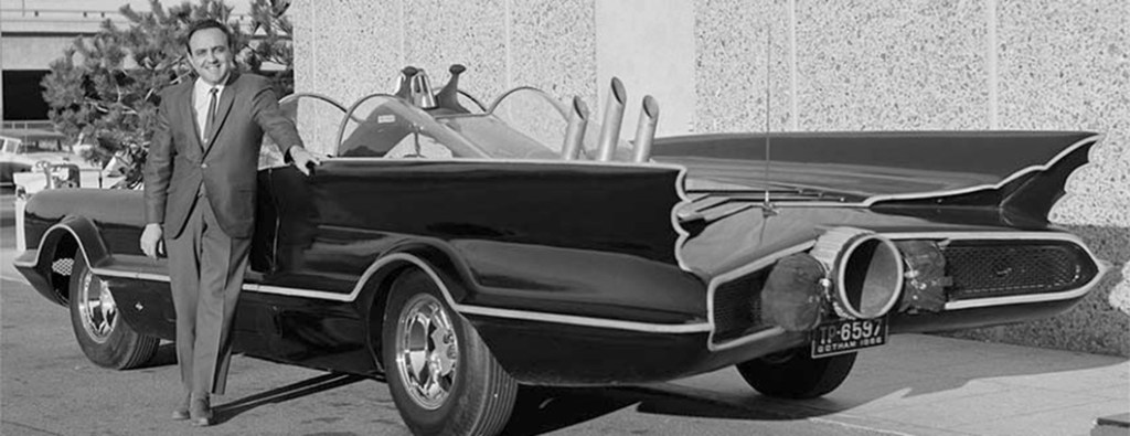 Barris and The 66 Batmobile