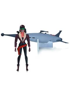 BATMAN ANIMATED NBA ROXY ROCKET DLX AF $39.95