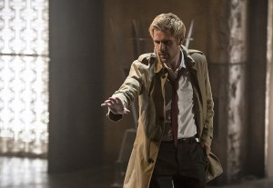 "Arrow -- ""Haunted"" -- Image AR404B_0197b.jpg -- Pictured: Matt Ryan as Constantine -- Photo: Cate Cameron/ The CW -- © 2015 The CW Network, LLC. All Rights Reserved."