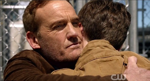 """Henry Allen (John Wesley Shipp) finally got out of Iron Heights in Season 2 of """"The Flash"""" but where has he been since? Why did he leave Central City in a flash?"""
