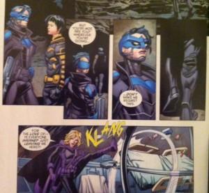 Batman and Robin Eternal 4 Harper and Cass