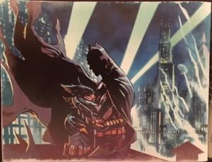 Batman and Robin Eternal 13 Bat Hug