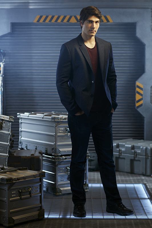 Brandon Routh as Ray Palmer/The Atom
