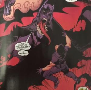 Batman and Robin Eternal 12 Dicks Fear