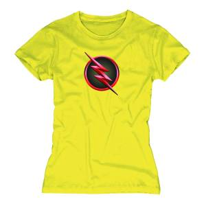 REVERSE FLASH TV SYMBOL WOMENS T/S LG