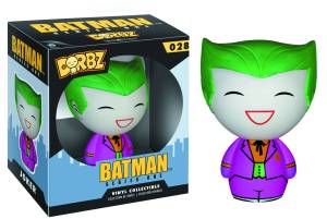 DORBZ BATMAN THE JOKER VINYL FIG