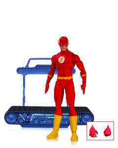 DC ICONS THE FLASH CHAIN LIGHTNING AF