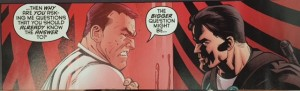 Batman and Robin Eternal 17 Dick and Cain