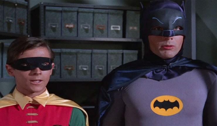 Batman 1966 dc comics news