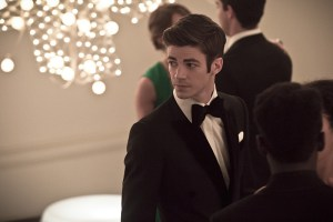 """The Flash -- """"Potential Energy"""" -- Image FLA210b_0035b -- Pictured: Grant Gustin as Barry Allen -- Photo: Katie Yu/The CW -- © 2016 The CW Network, LLC. All rights reserved."""
