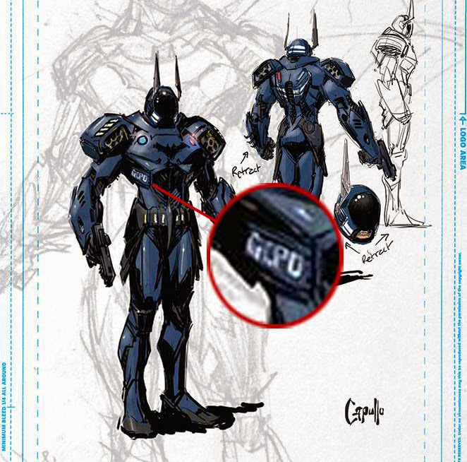 James Gordon - GCPD Batman Armor